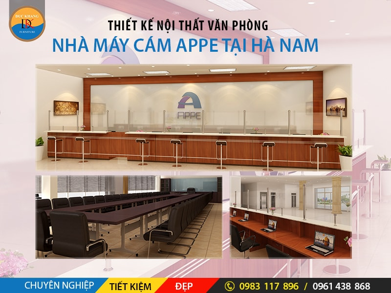 Dự án Thiết Kế Nhà Máy Cám APPE Tại Hà Nam