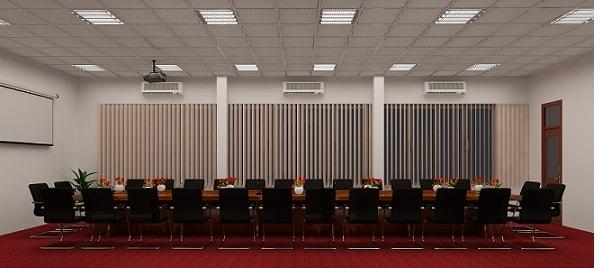 Nội thất Đức Khang đã lựa chọn dòng ghế cao cấp cho công trình