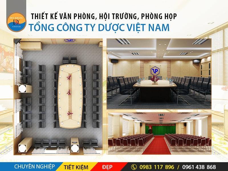 Hội Trường Tổng Công Ty Dược Việt Nam