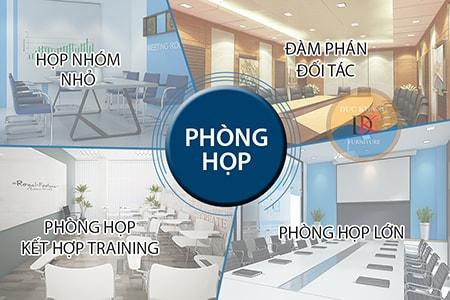 Tác dụng của thiết kế nội thất phòng họp