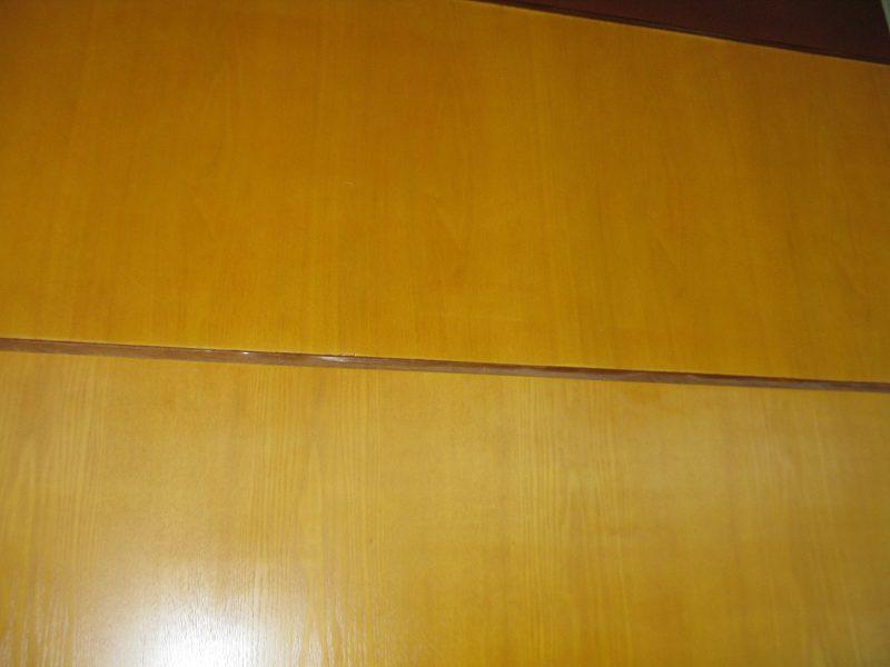 Gỗ công nghiệp Veneer là chất liệu chính được sử dụng trong công trình