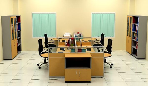Phòng làm việc dành cho nhân viên