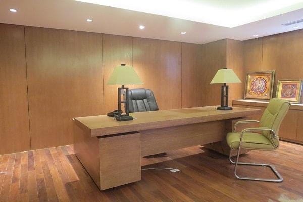 Phòng làm việc dành cho giám đốc