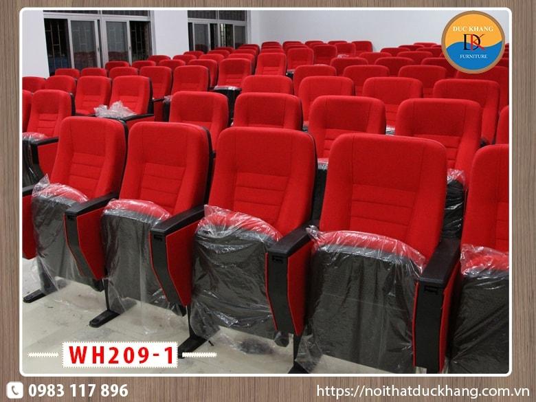 Tiêu chí lựa chọn ghế hội trường