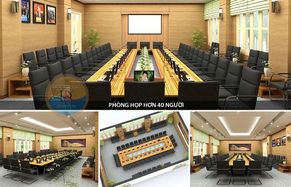 Dịch vụ thiết kế nội thất phòng họp của Đức Khang