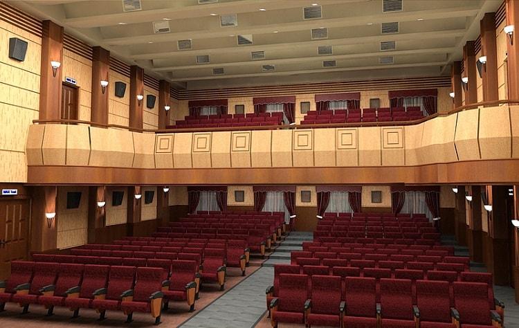Lựa Chọn Ghế Cho Hội Trường 400 Chỗ Ngồi