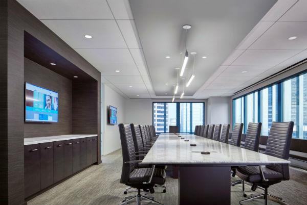 Cần chú ý đến dáng ghế ngồi phòng họp