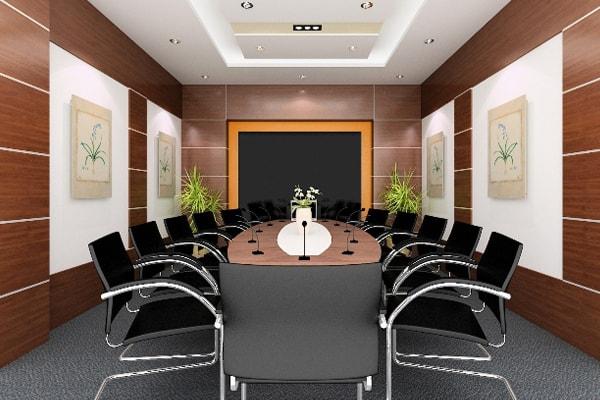 Cần chú ý đến kiểu dáng bàn phòng họp