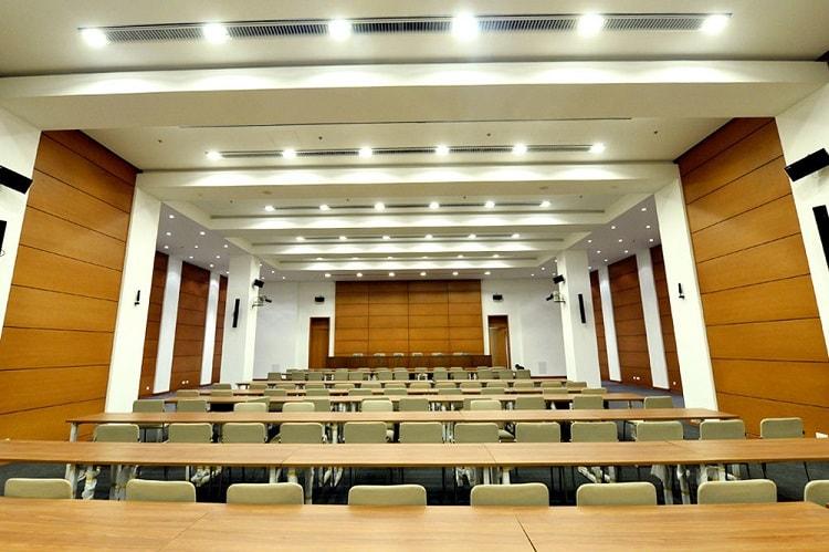 Tiêu chuẩn thiết kế hội trường 100 chỗ ngồi
