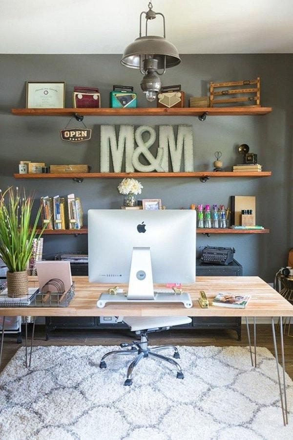 Văn phòng độc đáo với các chữ cái