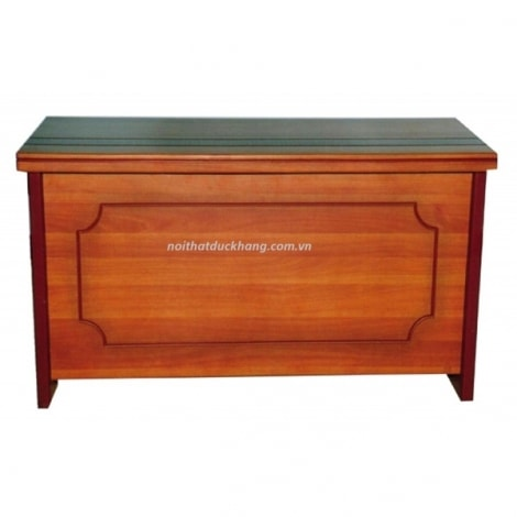 Mẫu bàn hội trường gỗ công nghiệp cho các hội trường nhỏ