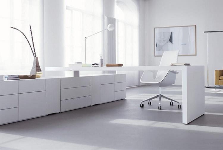 Kiểu dáng bàn cần phải được chú trong khi lựa chọn bàn giám đốc