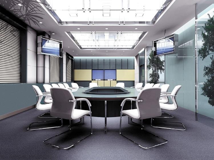 Ghế phòng hợp phải hài hòa với từn không gian phòng họp