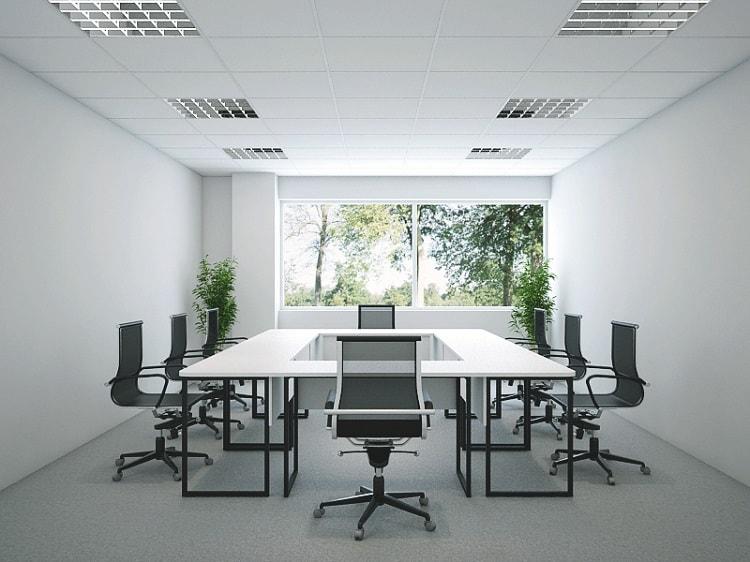 Ghế phòng họp định hình phong cách của phòng họp
