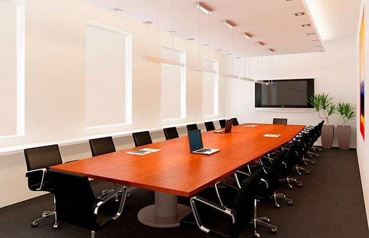 Chọn ghế phòng họp hợp lý giúp không gian phòng họp hài hòa và chuyên nghiệp