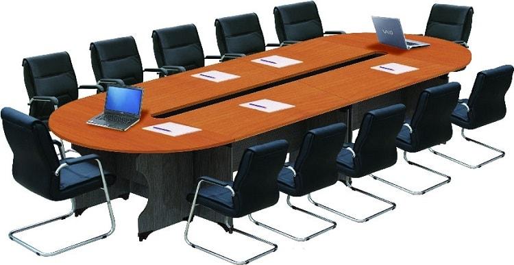 Tính đồng bộ trong nội thất phòng họp