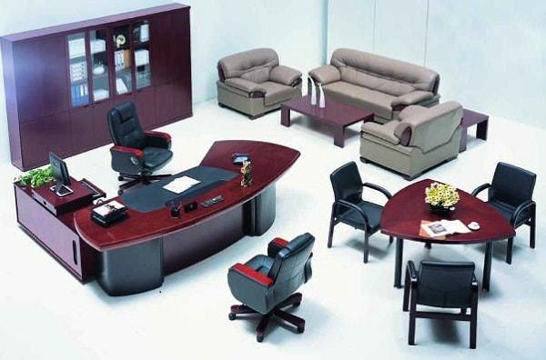 Công năng của mỗi loại nội thất phòng giám đốc ảnh hưởng lớn đến giá nội thất