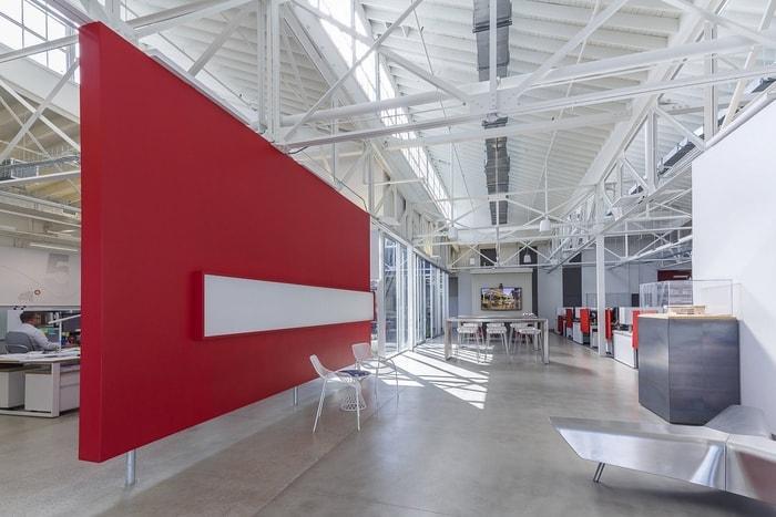 Mẫu Thiết Kế Văn Phòng Kiến Trúc LPA Inc Tại San Diego