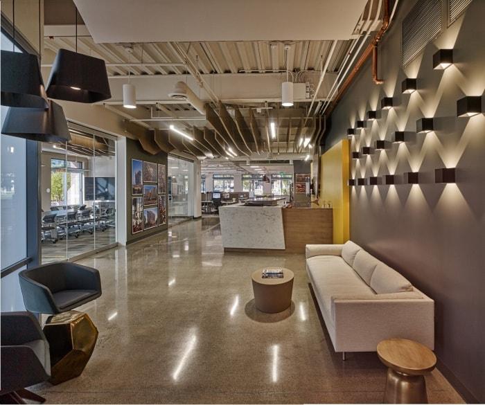 Mẫu Văn Phòng Công Ty Kiến Trúc Architecture Group Tại Las Vegas