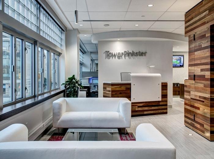 Mẫu Văn Phòng Công Ty Kiến Trúc TowerPinkster Tại Grand Rapids
