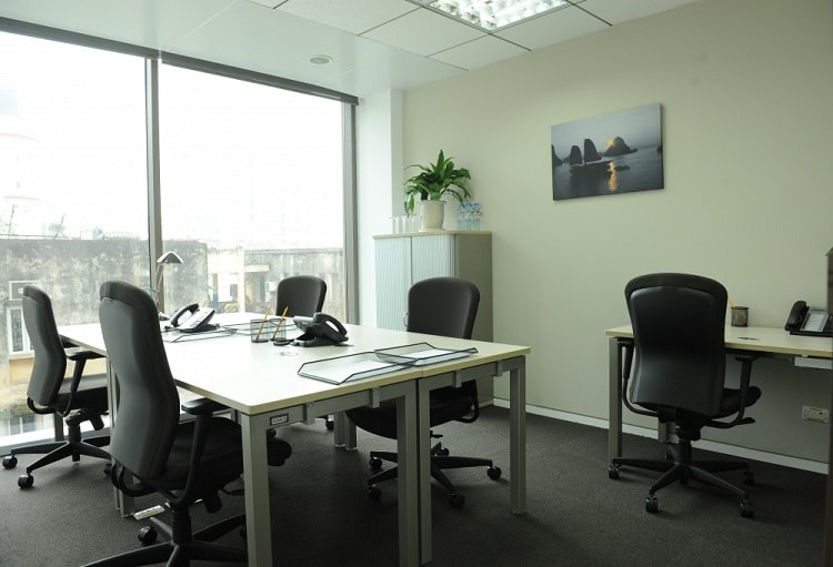 Mẫu thiết kế phòng họp hỗn hợp