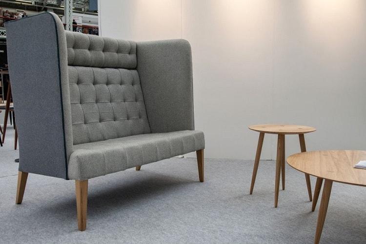 Mẫu ghế The Norton Wing Sofa