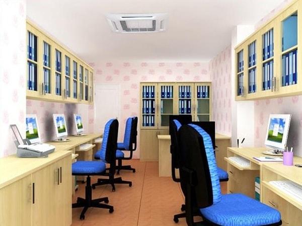 Lựa chọn nội thất cho văn phòng