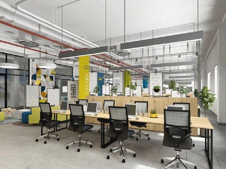 Lợi ích của việc thiết kế nội thất văn phòng
