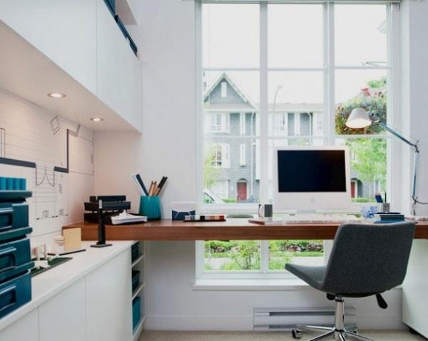 Không gian làm việc tại nhà nên thiết kế theo sở thích cá nhân