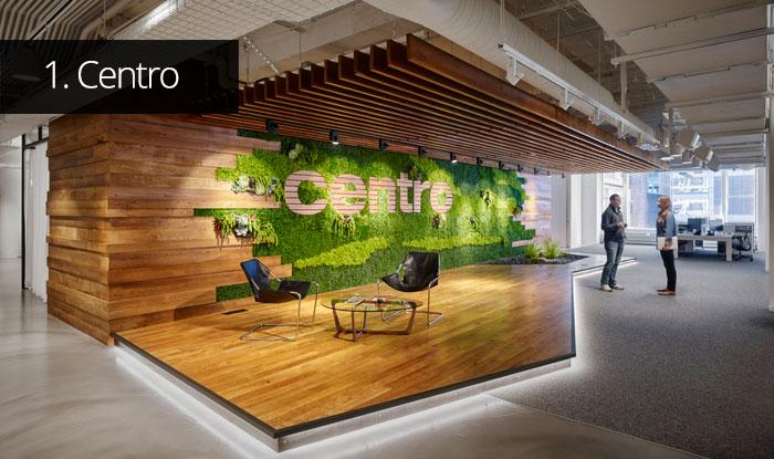 Thiết kế văn phòng Centro