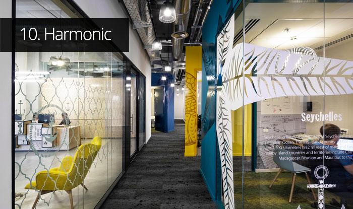 Thiết kế văn phòng Harmonic