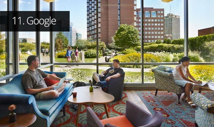 Thiết kế văn phòng Google
