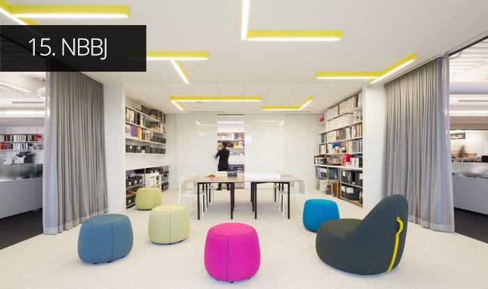Thiết kế văn phòng NBBJ