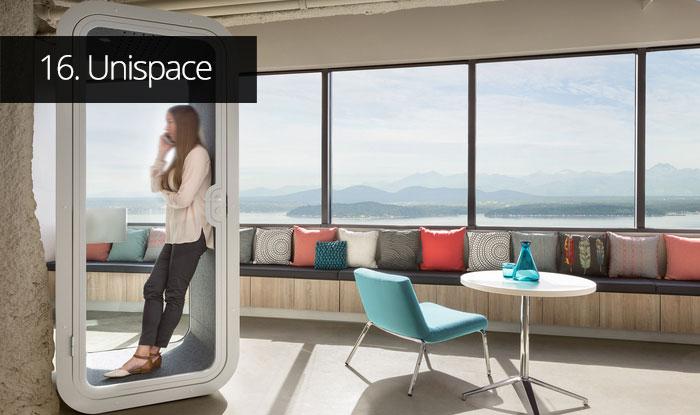 Thiết kế văn phòng Unispace