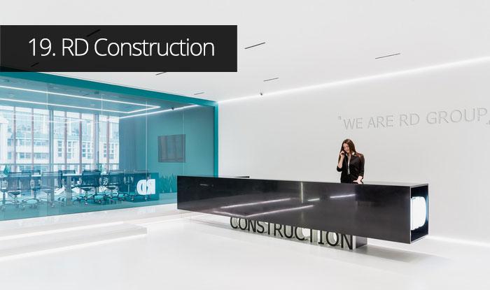 Thiết kế văn RD Construction
