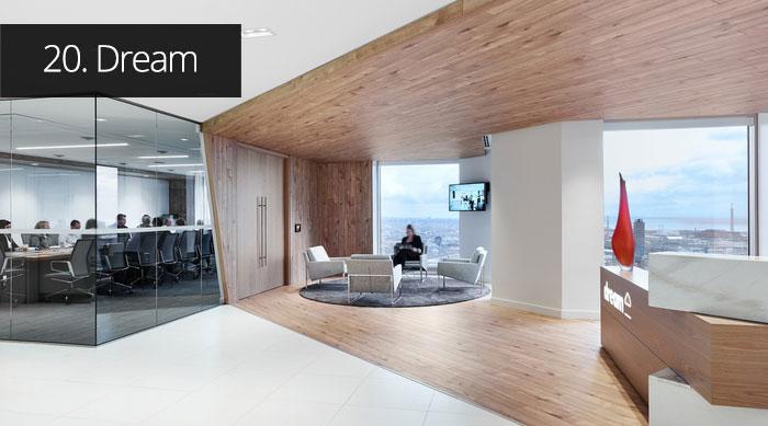 Thiết kế văn phòng Dream