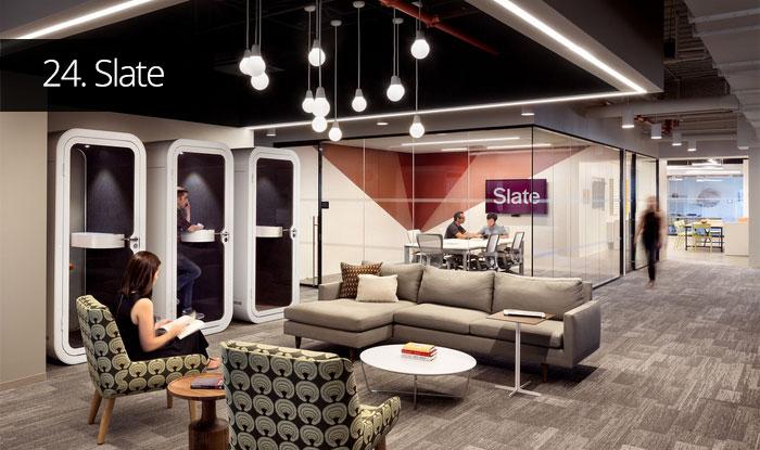 Thiết kế văn phòng Slate