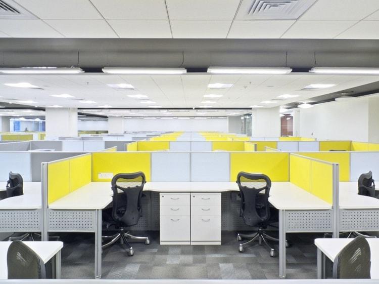 Xu hướng thiết kế văn phòng tối ưu không gian chỉ nên áp dụng cho công ty lớn