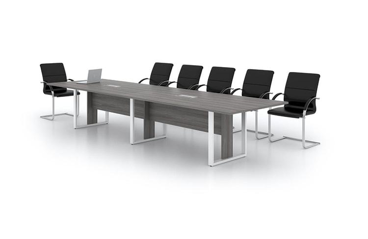 Chọn bàn họp bằng gỗ cho không gian nội thất phòng họp thêm sang trọng