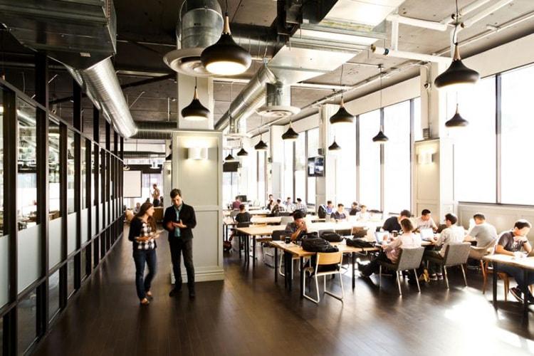 Văn phòng chia sẻ là một xu hướng của xã hội hiện đại