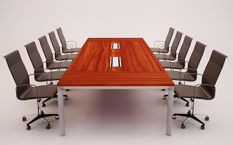 Chọn bàn họp cho văn phòng nhỏ