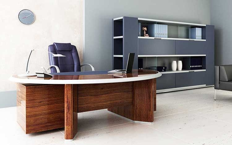 Chọn hướng bàn làm việc phù hợp sẽ giúp công việc thuận lợi hơn