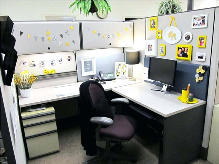 Tạo điểm khác biệt khi trang trí văn phòng