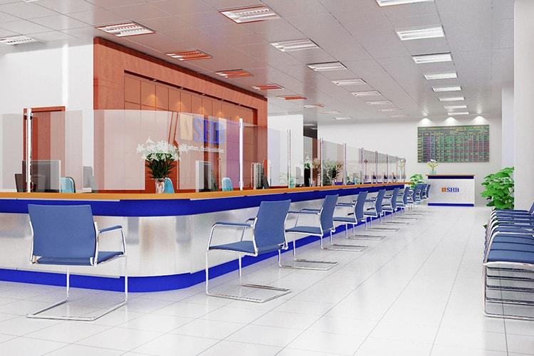 Nội thất phòng giao dịch cần đảm bảo tính trang trọng và lịch sự