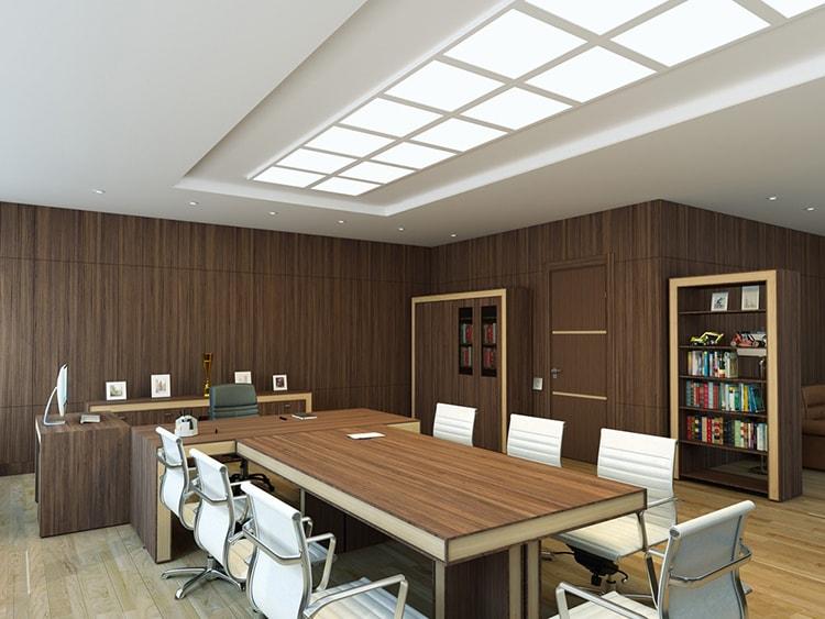 Thiết kế phòng họp đa năng cần đảm bảo nhiều tiêu chuẩn kỹ thuật