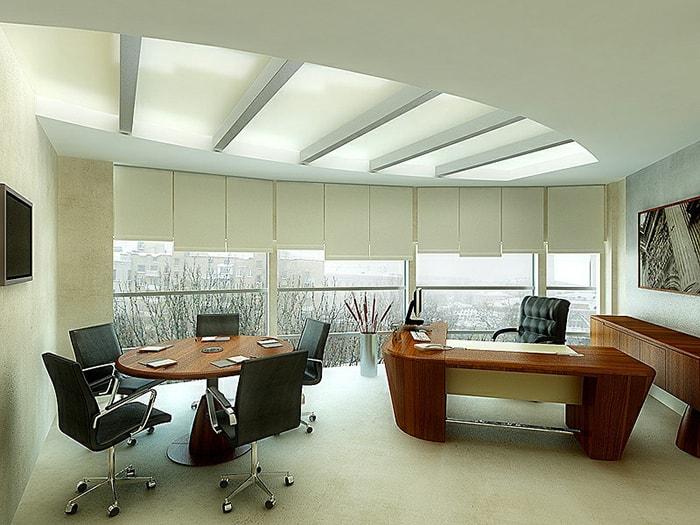 Thiết kế văn phòng 15m2 sáng tạo độc đáo