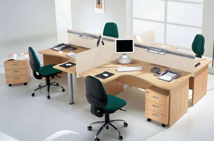 Lưu ý để có diện tích không gian làm việc phù hợp