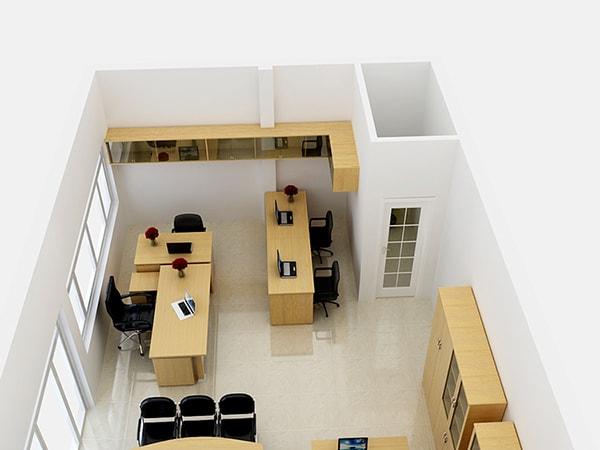 Sử dụng nội thất thông minh cho văn phòng nhỏ
