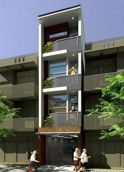Thiết kế văn phòng nhà phố thường mang tính đa năng