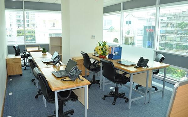 Thiết kế nội thất cho văn phòng công ty nhỏ cần đảm bảo hợp lý